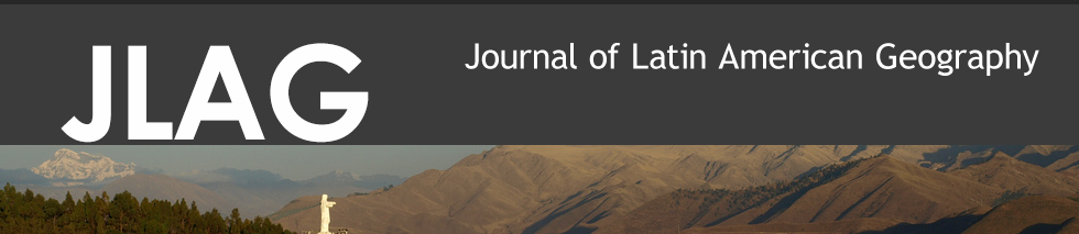 Journal of Latin American Geography