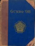 Gumbo Yearbook, Class of 1908