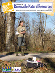 School of Renewable Natural Resources Newsletter, Fall 2011